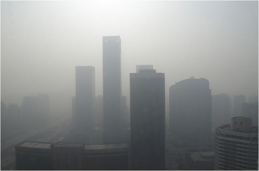 Pékin par beau temps, ahh ce bon air frais ! | http://www.citylab.com/