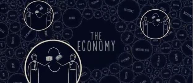 Houla, avec tant de rouages autours de nos échanges, faut même pas essayer de comprendre l'économie !