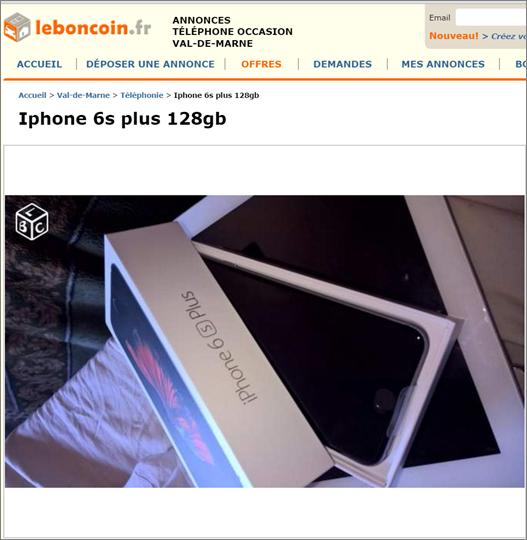 Le bon coin... La bonne excuse pour ceux qui veulent changer de portable alors qu'il est encore nickel :P | http://www.leboncoin.fr/telephonie