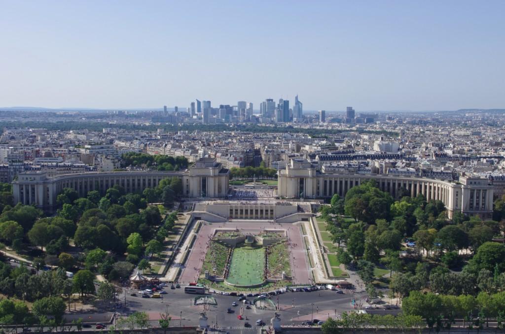 Même la COP de Paris, je n'ai pas pu y aller... :(